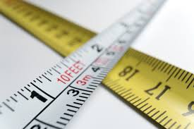 Image of measuring tapes courtesy of pixabay